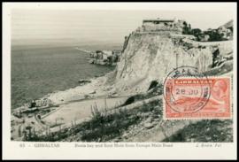 © 1932 - GIBRALTAR The Rock
