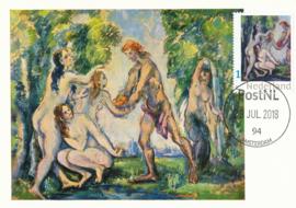 þþ - 2018 Cézanne Judgement of Paris