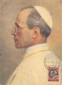 1947 VATICAN - Pope Pius XII