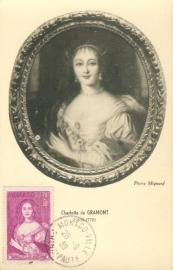 © 1939 - MONACO Charlotte de Gramont
