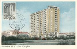 ® 1950 - CATA 552 Flatgebouw