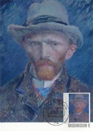PG002 Van Gogh Self portrait