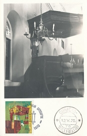 ®® 1970 NVPH 425 NED. ANTILLEN Fortkerk