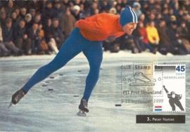 1999 NETHERLANDS Speed skating Nottet