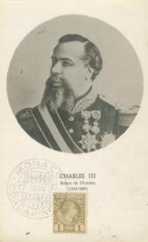 © 1938 - MONACO Prince Charles III