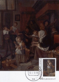 FS007 Rijksmuseum Jan Steen