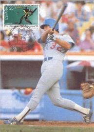 1990 SPAIN - Baseball