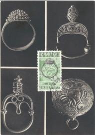 1972 CZECHOSLOVAKIA Grave Jewelry