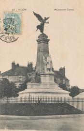 © 1904 - FRANCE Monument Carnot Dijon