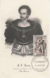 1953 FRANCE - Hernani by Victor Hugo