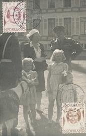® 1946 - CATA 456/457 Prinsessen Irene Margriet