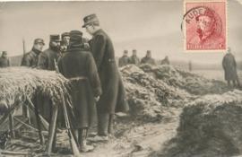 © 1920 - BELGIUM King Albert I
