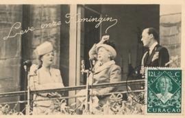 ®® 1948 - NVPH 199 CURAÇAO Koningin Juliana