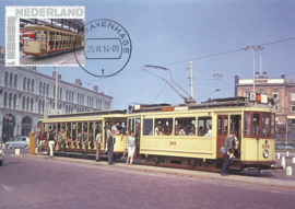 þþ - 2014 HTM Historisch materieel Aanhangwagen 505