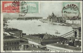 © 1924 - HUNGARY Budapest Parliament