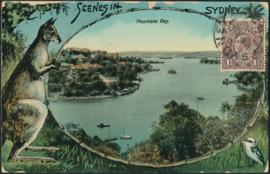 © 1919 - AUSTRALIA Kangaroo