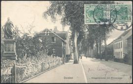 © 1909 - GERMAN REICH - Dorsten Statue Germania
