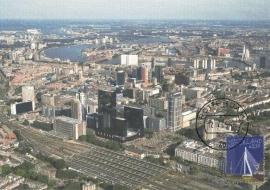 MOOI NEDERLAND 2005 - Rotterdam Erasmus bridge
