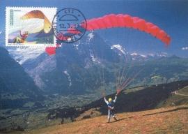1998 PORTUGAL - Para gliding