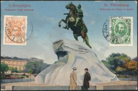 © 1913 - RUSSIA - Tsar Peter I