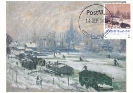 þþ - 2013 Monet Snow in Amsterdam