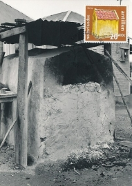 ®® 1971 NVPH 438 NED. ANTILLEN Broodoven