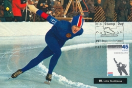 ® 1982 - CATA 1261 Schaatsen