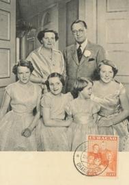 ®® 1943 - NVPH 164 CURAÇAO Koninklijke familie