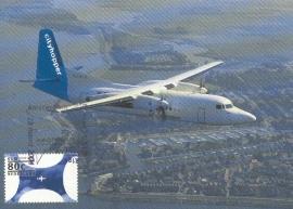 2004 NETHERLANDS KLM Fokker Cityhopper