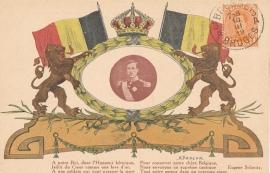 © 1919 - BELGIUM King Albert I
