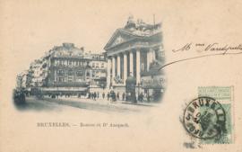 © 1899 - BELGIUM  Coat of arms Lion