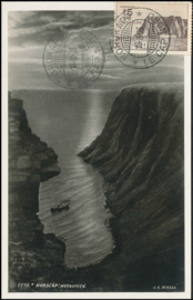 © 1935 - NORWAY Cape North Nordkapp
