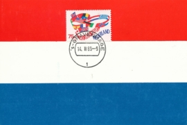 ® 1989 - CATA 1423 Vlaggen
