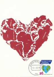 ® 2009 - CATA 2622 Hart en globe
