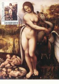 þþ - 2013 Da Vinci Leda and the Swan