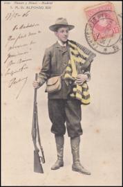 © 1906 - SPAIN - King Alfonso XIII