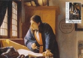 PV005 J. VERMEER The Geographer