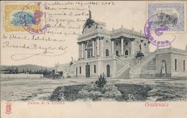 © 1907 GUATEMALA Palace of the Reform