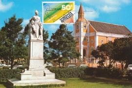 ®® 1981 NVPH 679 NED. ANTILLEN Evangelische missie