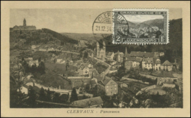 © 1934 LUXEMBOURG Clervaux