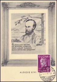 © 1934 - FINLAND Aleksis Kivi