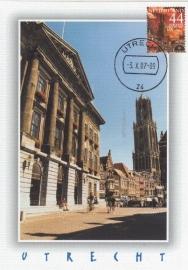 MOOI NEDERLAND 2007 - Utrecht City hall