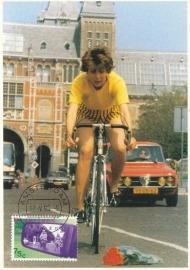 ® 1988 - CATA 1405 Fietsers