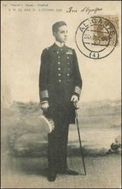 © 1904 - SPAIN - King Alfonso XIII