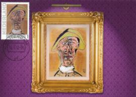 þþ - 2012 Picasso Harlequin Head