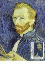 PG015 Van Gogh Self portrait 1889