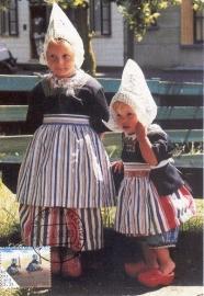 2005 NETHERLANDS Volendam costumes