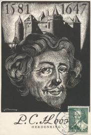 ® 1947 - CATA 491 Pieter C. Hooft