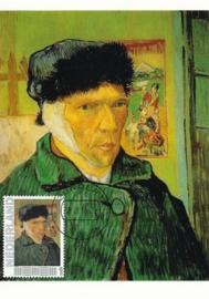 PG013 Van Gogh Self portrait 1889
