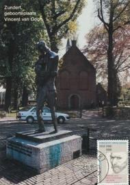 ® 1990 - CATA 1442 Gebr. Van Gogh Standbeeld Zundert